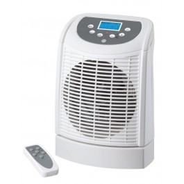 easyhome fan heater