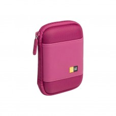 CASE LOGIC PORTABLE HARD DRIVE CASE PHDC1 PINK