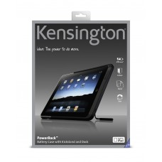 KENSINGTON BATTERY POWER PACK DOCK CASE FOR IPAD 1