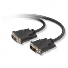 BELKIN DVI TO DVI CABLE 10M