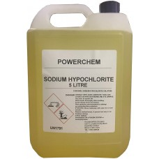 Sodium Hypochlorite 14-15% HIGH Strength Patio Block Paving Driveway Cleaner Washer | Algae Weed Moss Mould Black Spot & Lichen Killer Remover | Chlorine Shock Treatment of Pools & Spas